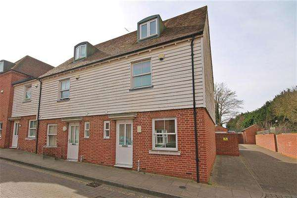 3 Bedrooms End Of Terrace House for sale in Barton Mill Road, Canterbury