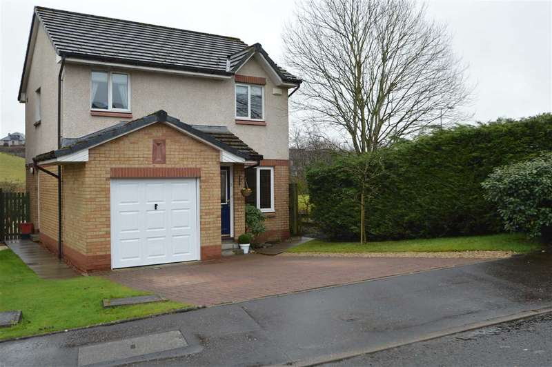 3 Bedrooms Detached House for sale in Cauldhame Rigg, Stewarton, Stewarton