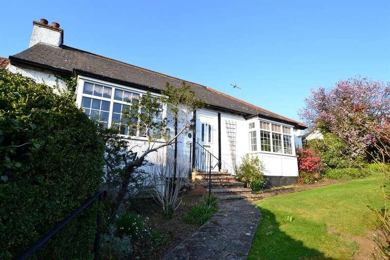 2 Bedrooms Detached Bungalow for sale in Queens Road, Tankerton, Whitstable