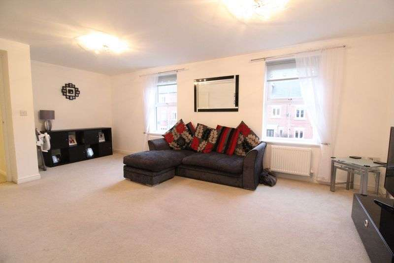 2 Bedrooms Flat for sale in May Close, Hebburn