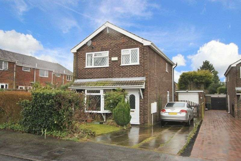 3 Bedrooms Detached House for sale in BECK CLOSE, KEELBY