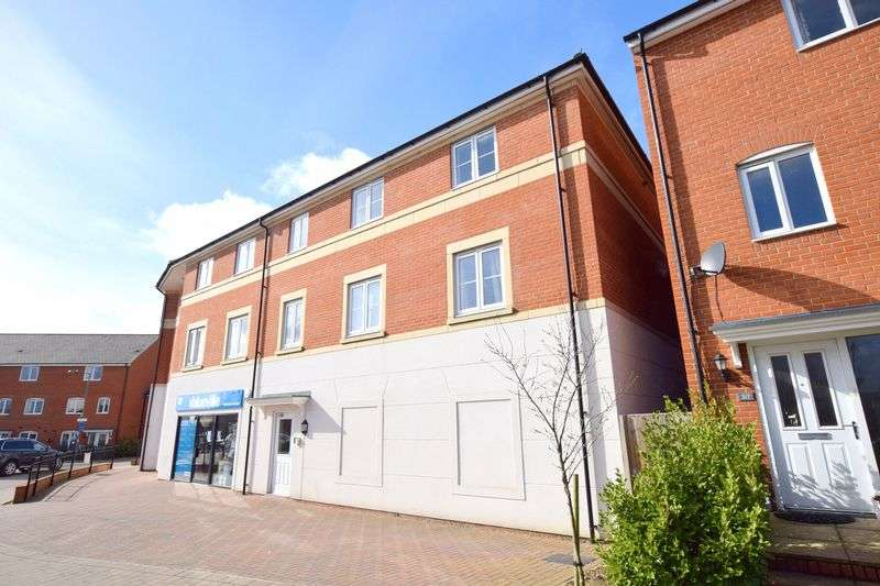 2 Bedrooms Flat for sale in Prince Rupert Drive, Aylesbury