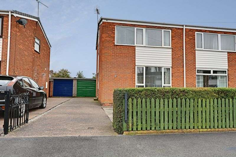 3 Bedrooms Semi Detached House for sale in St Andrews Way, Hull
