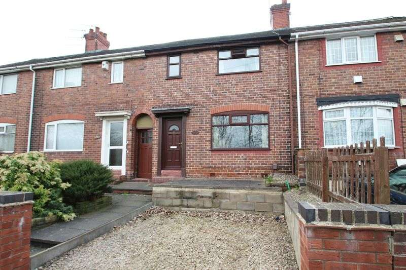 2 Bedrooms Terraced House for sale in Orford Street, Porthill