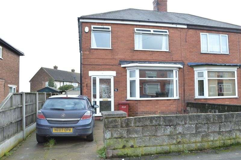 3 Bedrooms Semi Detached House for sale in Kathleen Avenue, Scunthorpe
