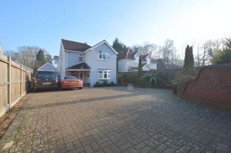 5 Bedrooms Detached House for sale in Longwater Lane, Costessey, Norwich