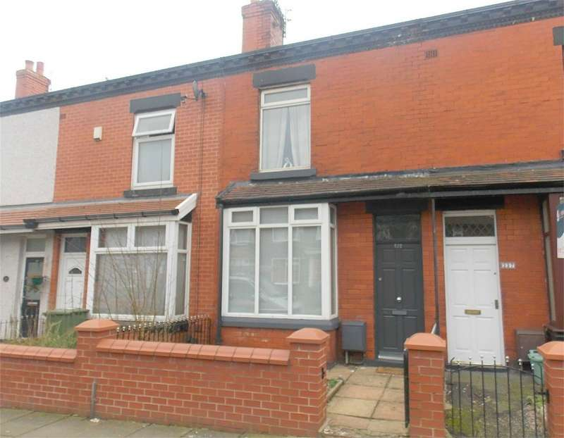 2 Bedrooms Terraced House for sale in Starkie Road, Tonge Moor, Bolton, Lancashire