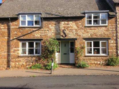 3 Bedrooms Terraced House for sale in High Street, Culworth, Banbury, Northamptonshire