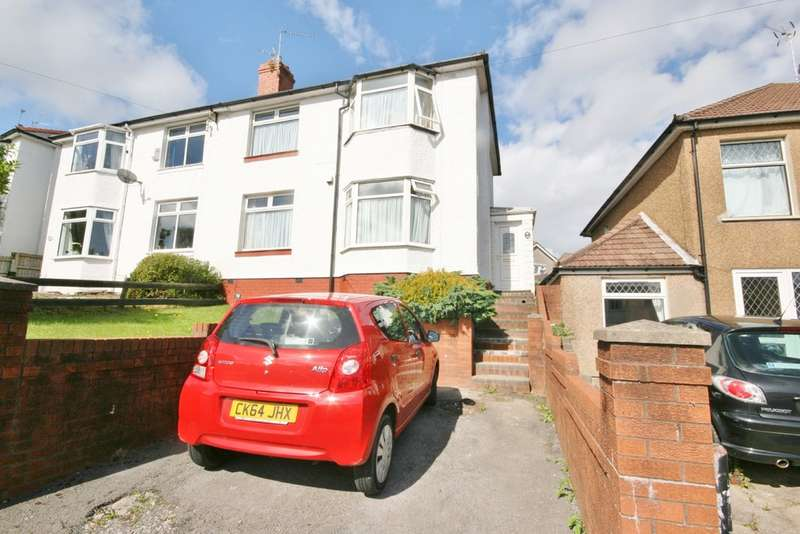 3 Bedrooms Semi Detached House for sale in Redland Road, Penarth. Vale of Glamorgan. CF64 2WG