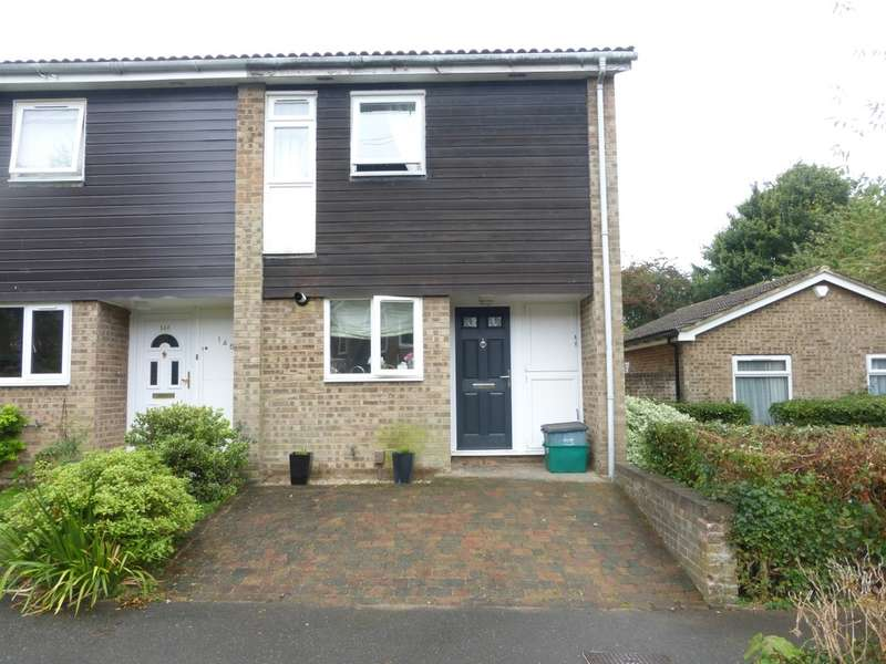 3 Bedrooms End Of Terrace House for sale in Sorrel Bank, Linton Glade, CR0 9LY