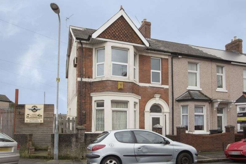 3 Bedrooms Flat for sale in St Stephens Road, Newport