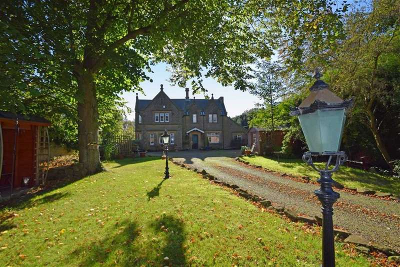 3 Bedrooms Property for sale in Station House, Morpeth