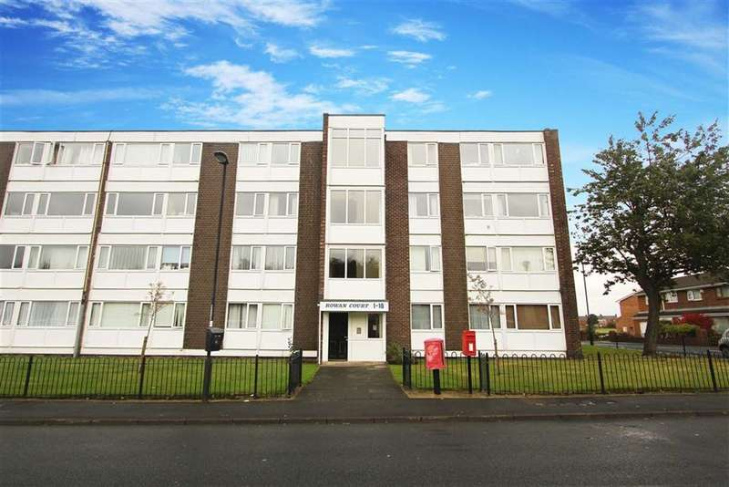 2 Bedrooms Flat for sale in Rowan Court, Forest Hall
