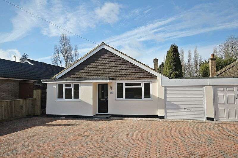 3 Bedrooms Detached Bungalow for sale in Flitwick