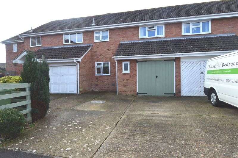 3 Bedrooms Terraced House for sale in Whaddon Chase, Hill Head, Fareham