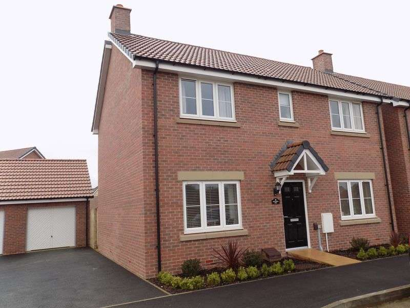 4 Bedrooms Detached House for sale in Richardson Road, St Andrews Ridge
