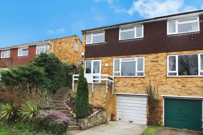 3 Bedrooms Semi Detached House for sale in Rydal Way, High Wycombe