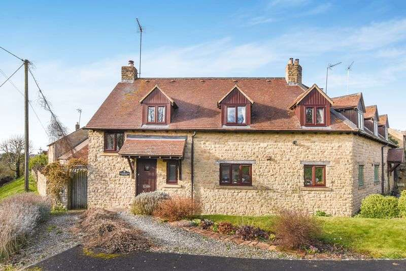 3 Bedrooms Cottage House for sale in Fritwell Road, Somerton