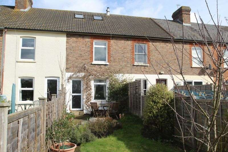 3 Bedrooms Terraced House for sale in Hawden Road, Tonbridge