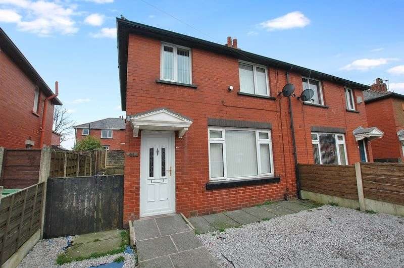 3 Bedrooms Semi Detached House for sale in Beech Avenue, Kearsley, Bolton