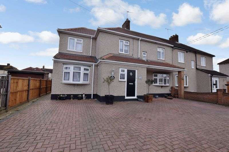 5 Bedrooms Semi Detached House for sale in Fobbing Road, Stanford-Le-Hope