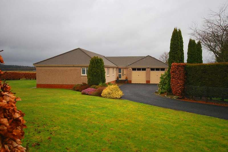 4 Bedrooms Bungalow for sale in Marlefield grove, Tibbermore Perth ph1