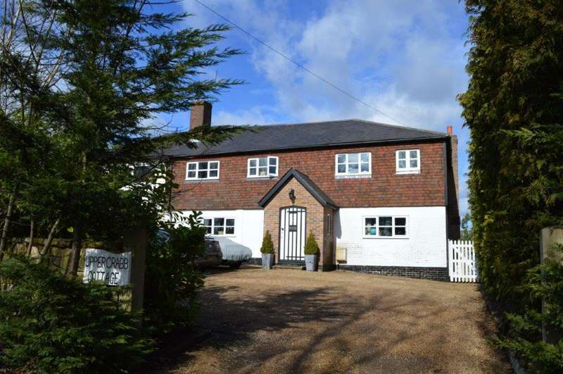 5 Bedrooms Cottage House for sale in Five Ashes, Mayfield TN20