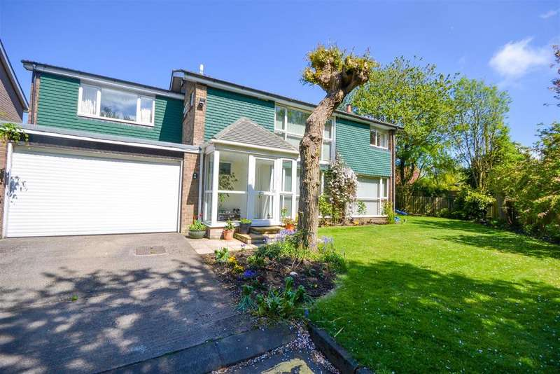 4 Bedrooms Detached House for sale in Park Lea, East Herrington, Sunderland