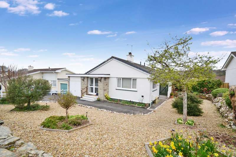 3 Bedrooms Bungalow for sale in Athelstan Park, Bodmin