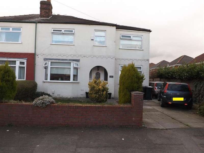 4 Bedrooms Semi Detached House for sale in Longview Road, Rainhill, Prescot