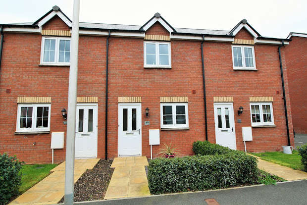 2 Bedrooms Property for sale in Mead Cross, Cranbrook, Exeter, EX5
