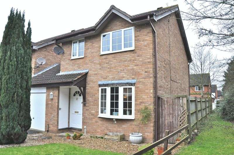 3 Bedrooms Detached House for sale in Cypress Close, Evesham, WR11 1YX