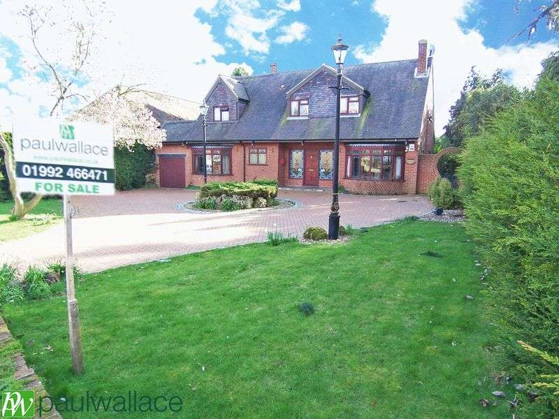 4 Bedrooms Detached House for sale in Carnaby Road, Broxbourne