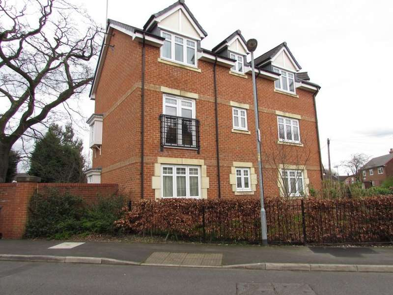 2 Bedrooms Flat for sale in Flat 4 8, Bradgate Close, Manchester