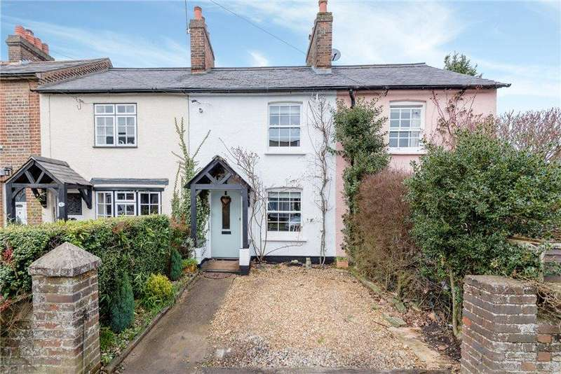 2 Bedrooms Terraced House for sale in Dawes Lane, Sarratt, Herts WD3