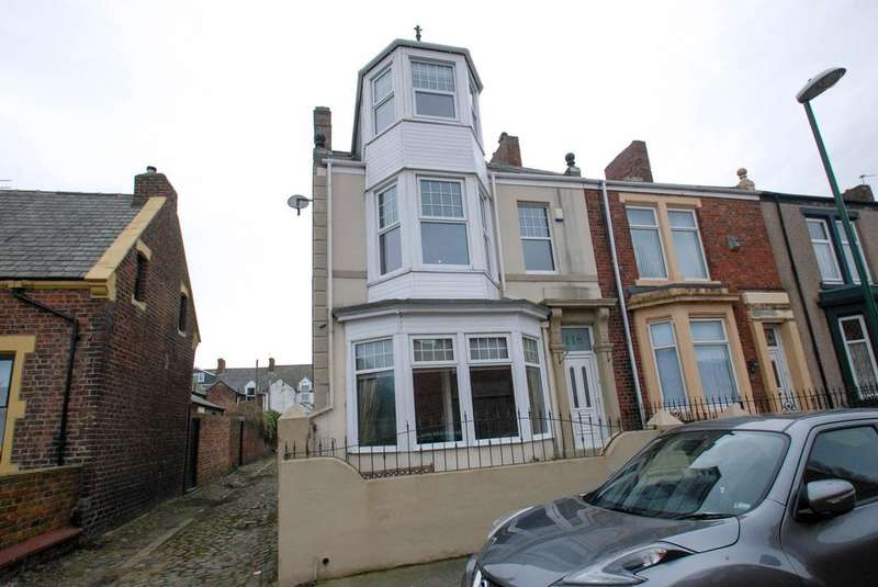 5 Bedrooms Terraced House for sale in Broughton Road, South Shields