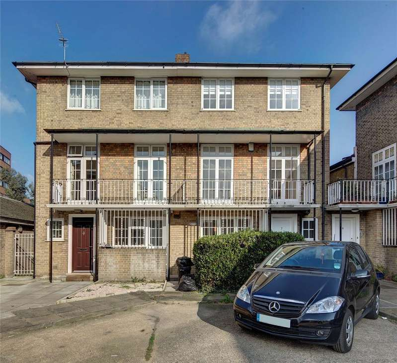 5 Bedrooms Semi Detached House for sale in Acacia Gardens, St John's Wood, London, NW8