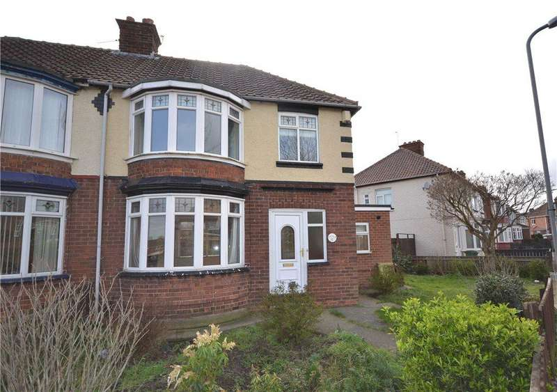 3 Bedrooms Semi Detached House for sale in Westlands Avenue, Norton, Stockton On Tees