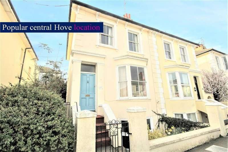 1 Bedroom Flat for sale in Hova Villas, HOVE, BN3