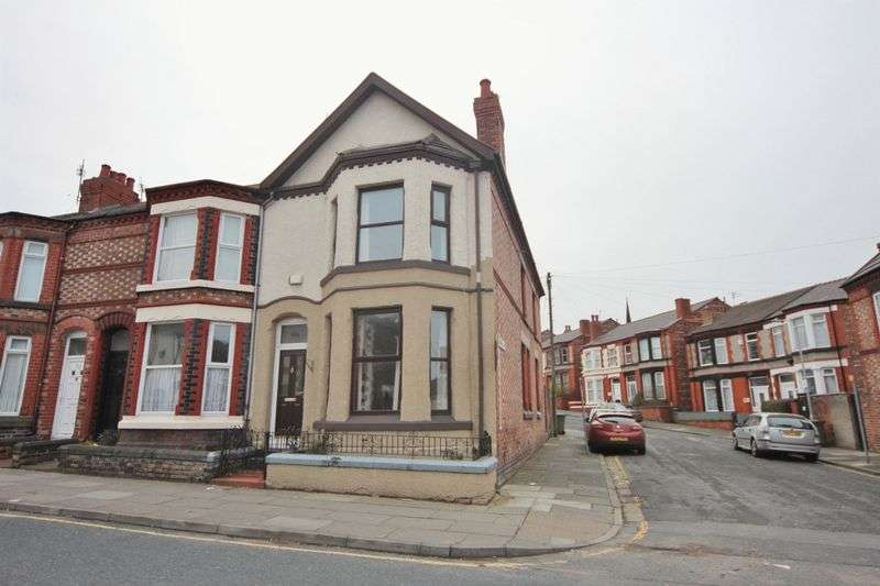 3 Bedrooms Terraced House for sale in Woodchurch Road, Prenton, Wirral