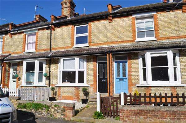 2 Bedrooms Terraced House for sale in Maidstone, ME16