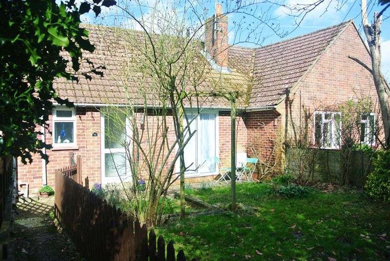 1 Bedroom Bungalow for sale in Goddards Close, Sherfield-on-Loddon