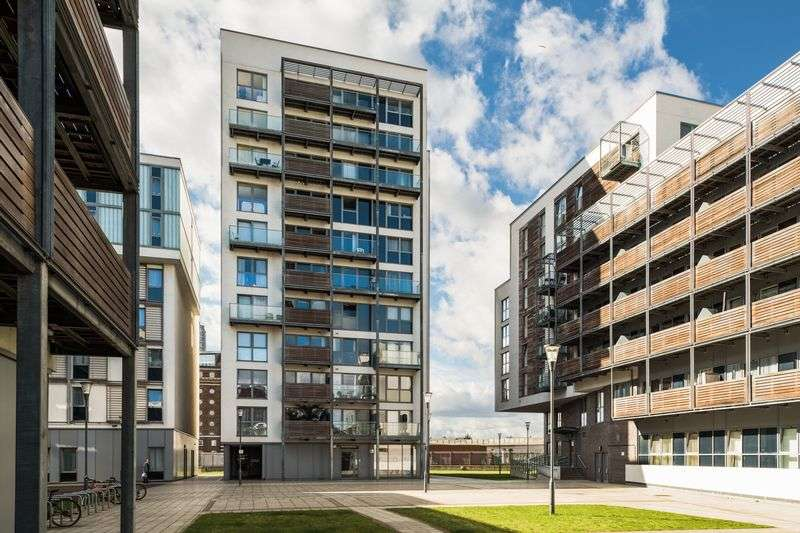 1 Bedroom Flat for sale in Merryweather Place, Greenwich, SE10