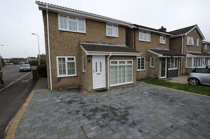 3 Bedrooms Detached House for sale in Catemead, Clevedon
