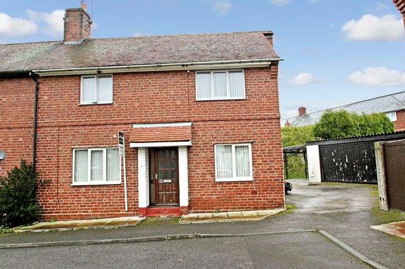 3 Bedrooms Semi Detached House for sale in Beech Tree Road, Featherstone