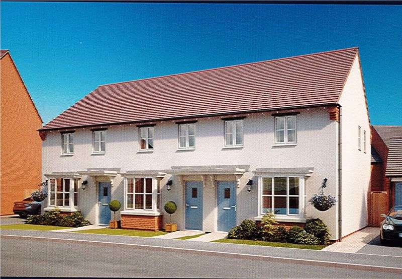 3 Bedrooms Terraced House for sale in Lakeside, Wedgwood Village, Barlaston