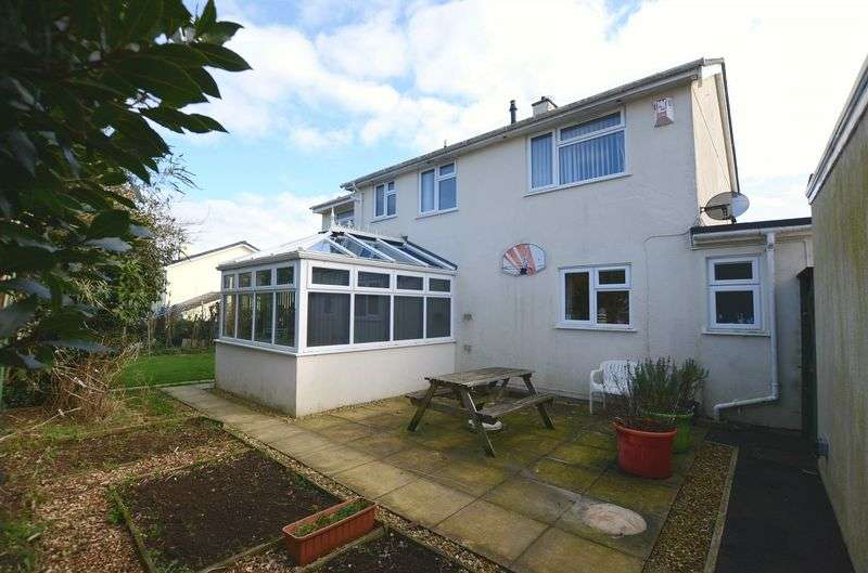 4 Bedrooms Detached House for sale in Courtlands Road, Tavistock