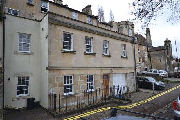 3 Bedrooms Terraced House for sale in Rossiter Road, BATH, Somerset, BA2 4JP