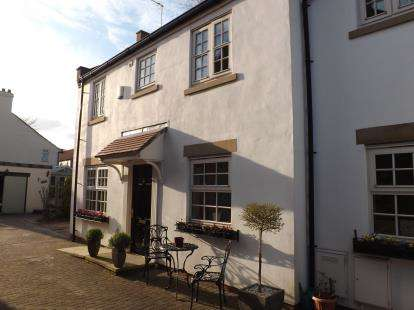 2 Bedrooms End Of Terrace House for sale in Brewery Cottage, Brewery Yard, Yarm
