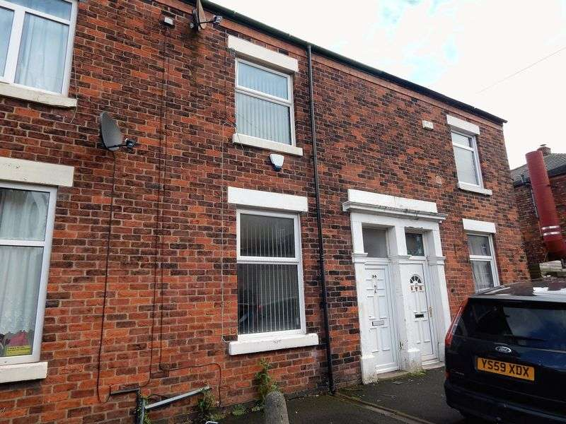 2 Bedrooms Terraced House for sale in Boundary Street, Leyland